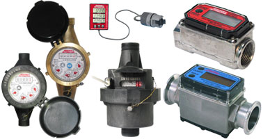 How to select the right water flow meter