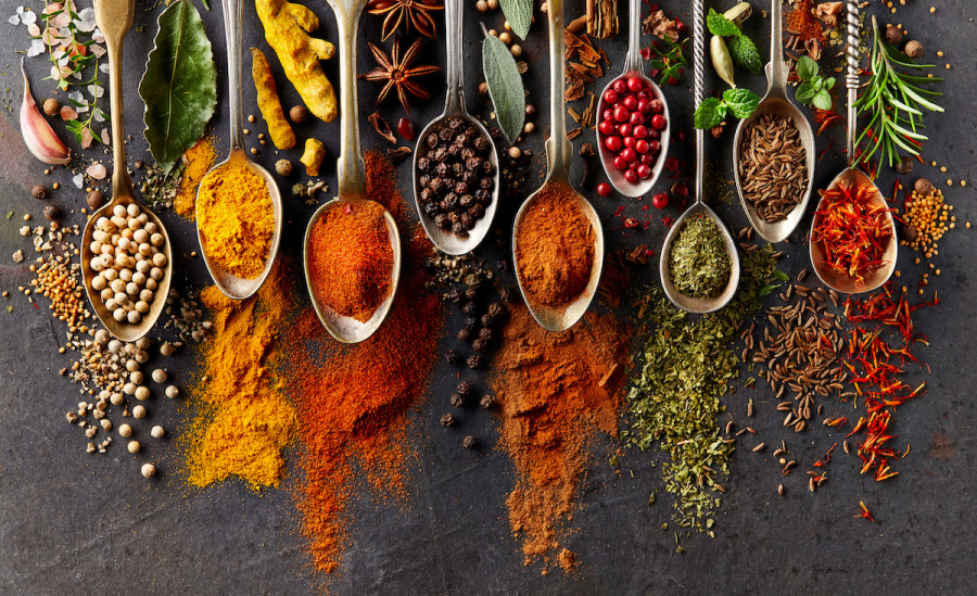 Add Flavor to Your Food With these Spices