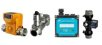 The most important types of water flow meters and their applications