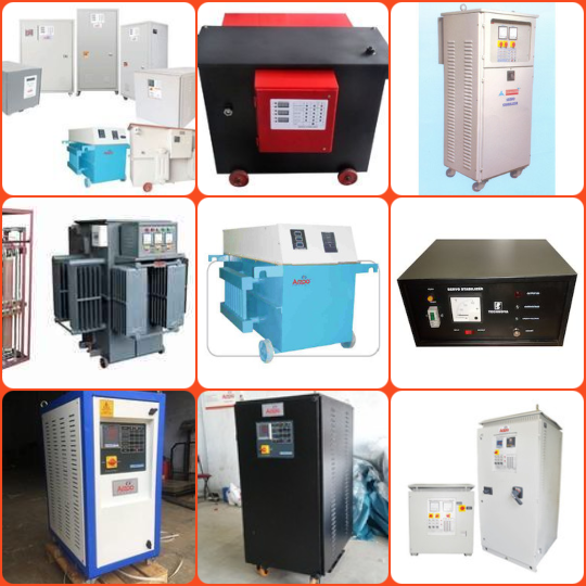 Constant Voltage Transformer 500 VA
